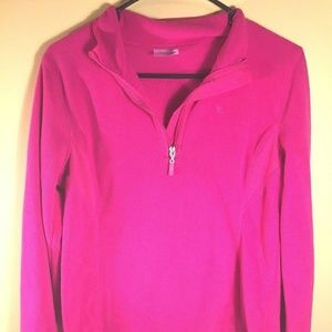 Danskin Now Pull Over Womens Medium 8 To 10 Pink